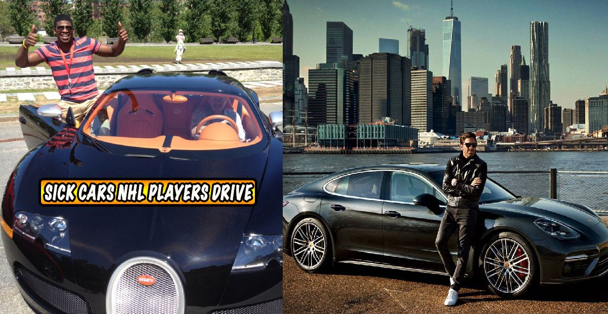 The 20 Sickest Cars Driven By Nhl Players Hotcars