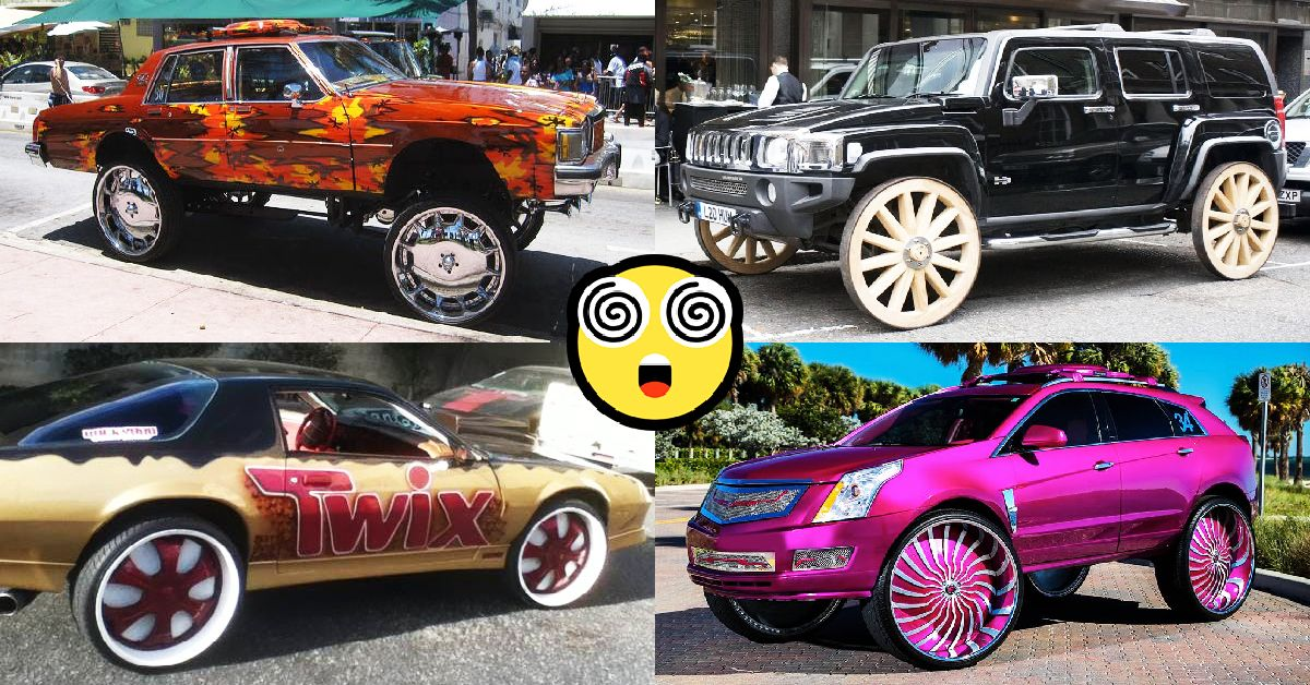 Ranking The 25 Ugliest Car Mags | HotCars