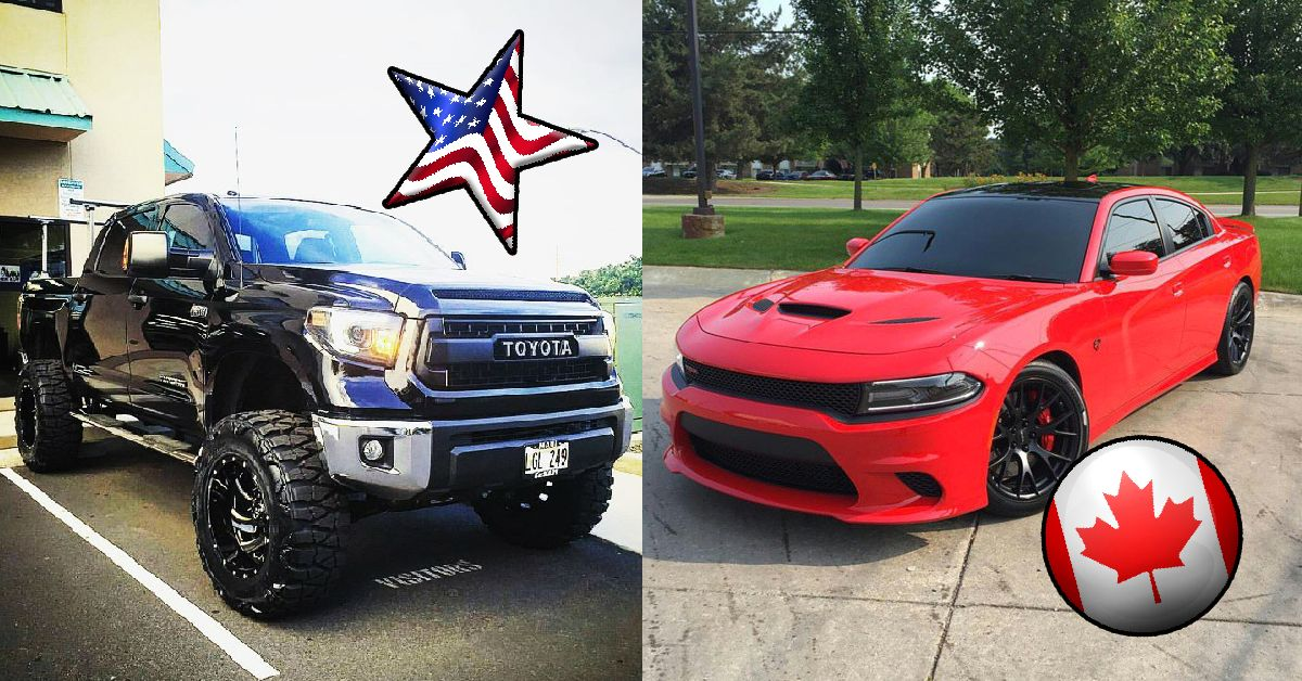 10 Foreign Cars Made In The US (And 10 American Cars That