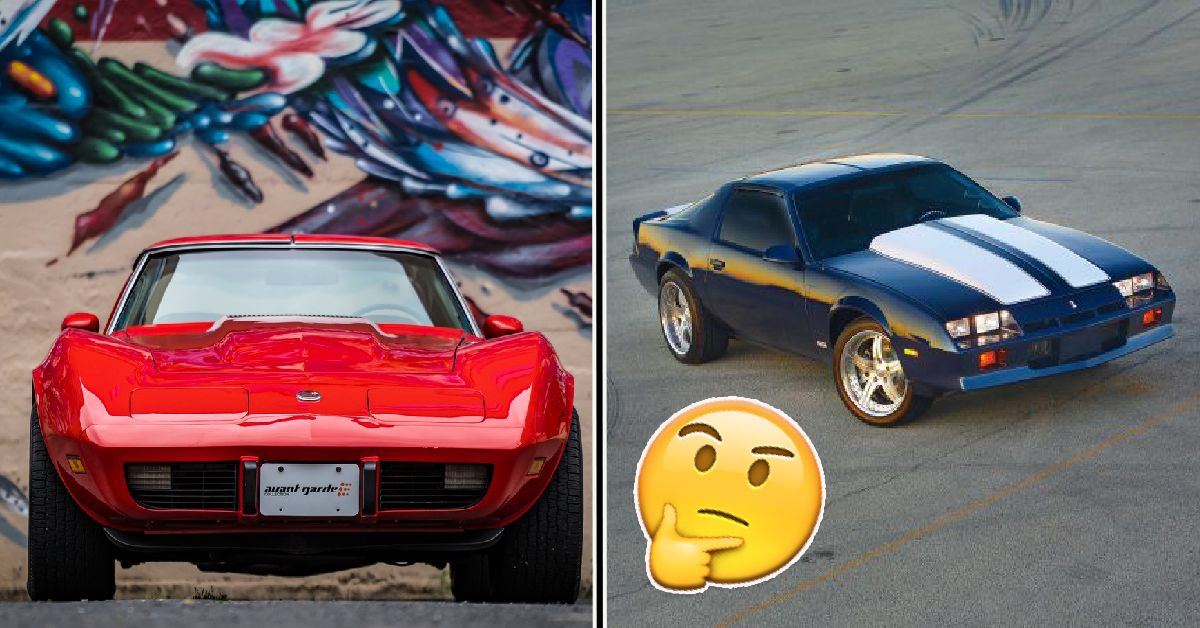 Ranking The 20 Worst Muscle Cars Of All Time | HotCars