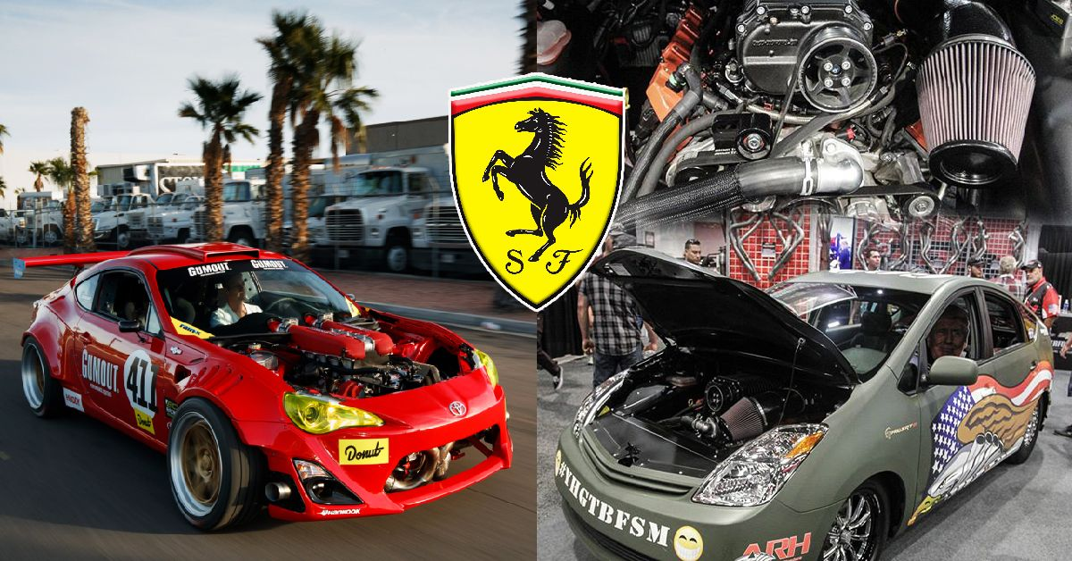 20 Engine Swaps Every Car Enthusiast Needs To See | HotCars