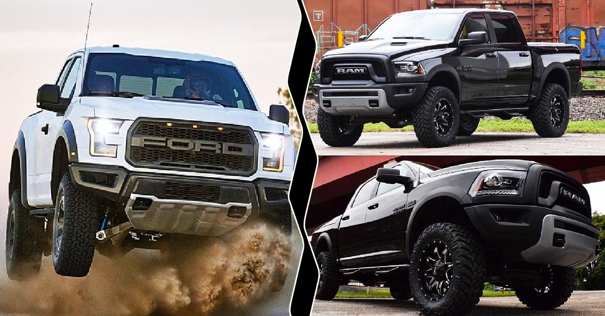 The 20 Fastest Pickups To Go 0-60 MPH | HotCars