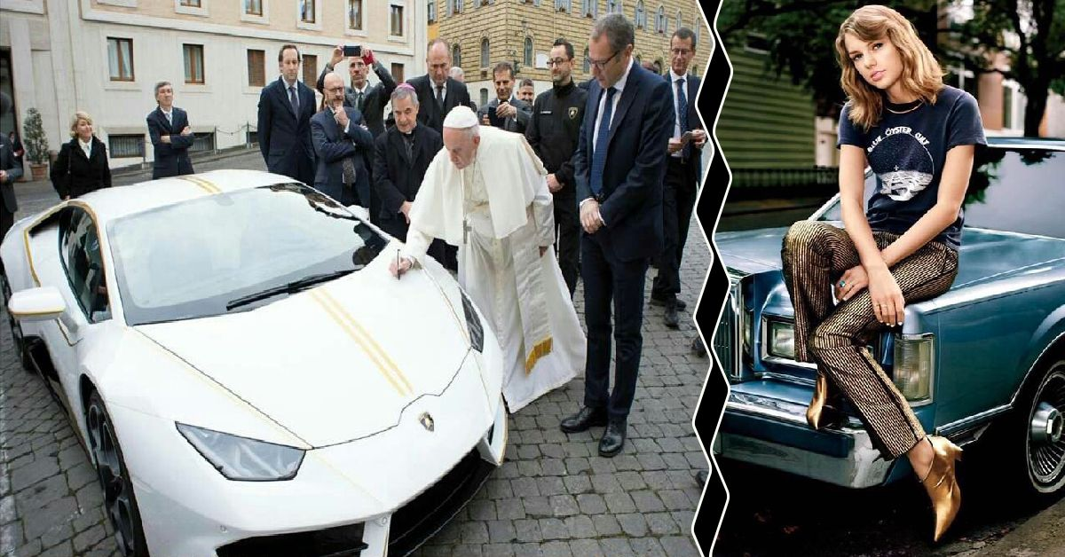 25 Expensive Cars Only The World's Most Powerful Drive | HotCars