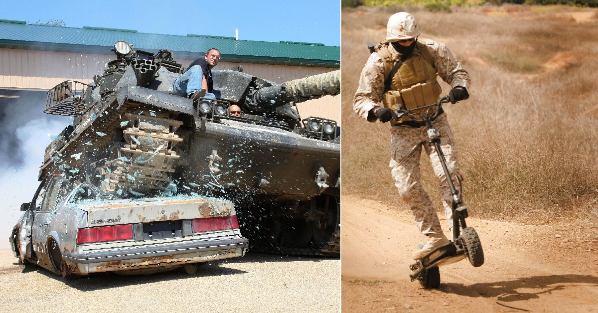 20 Military Vehicles People Can Actually Buy | HotCars
