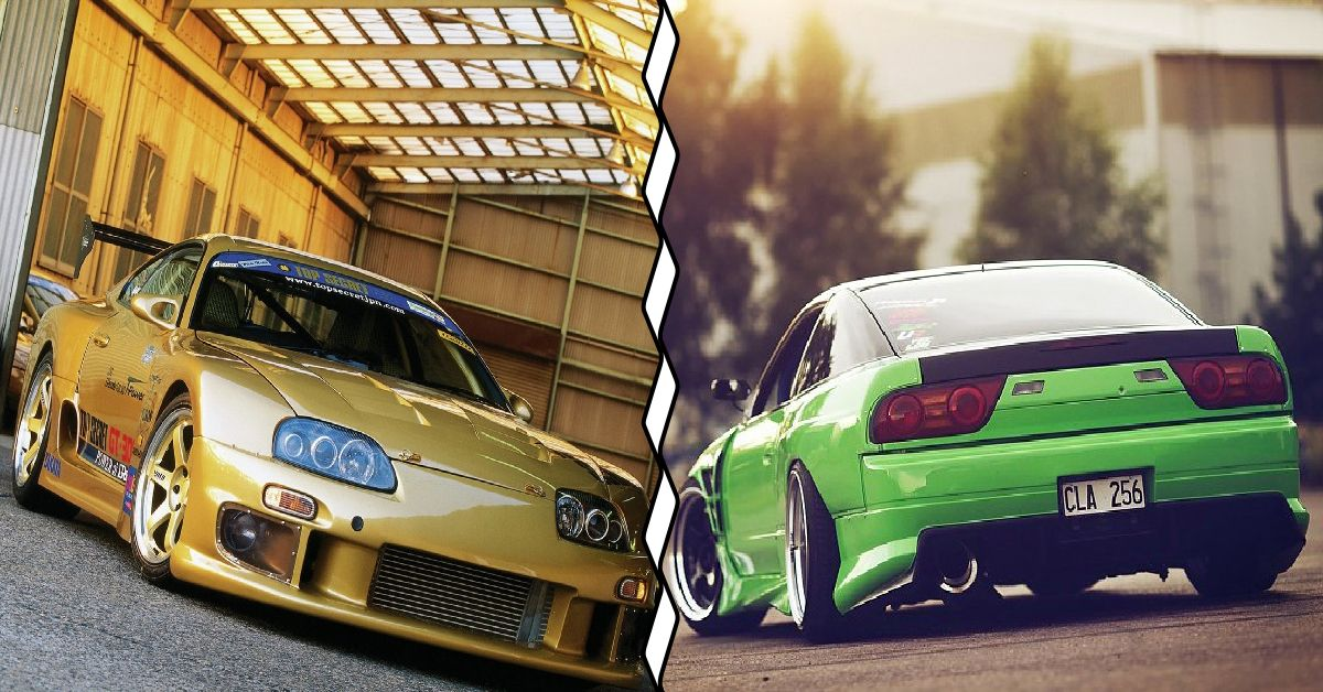 25 Pictures Of Stunning JDM Cars (Above And Below The Hood)