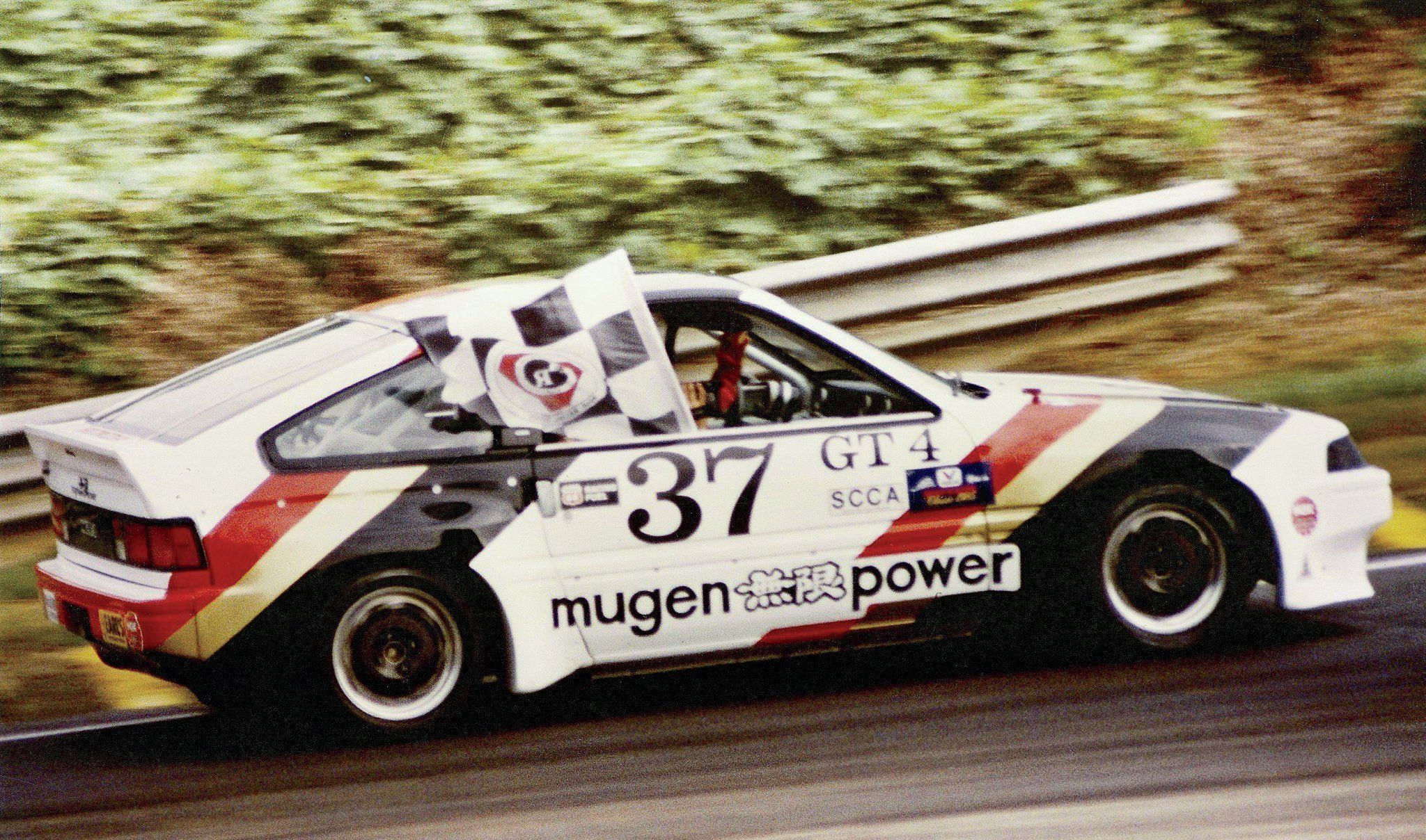 17th 1984 HONDA CR-X/MUGEN GT-4 (BY COMPTECH)