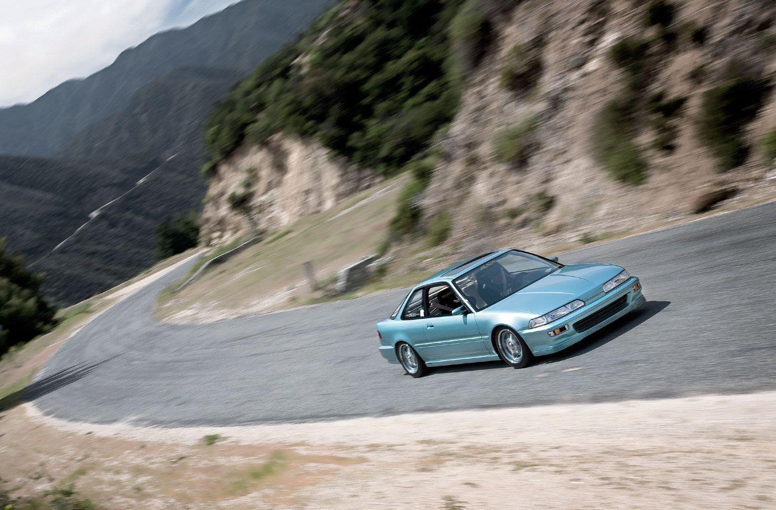 14th 1992 ACURA INTEGRA RS (BY JASON HARADON)
