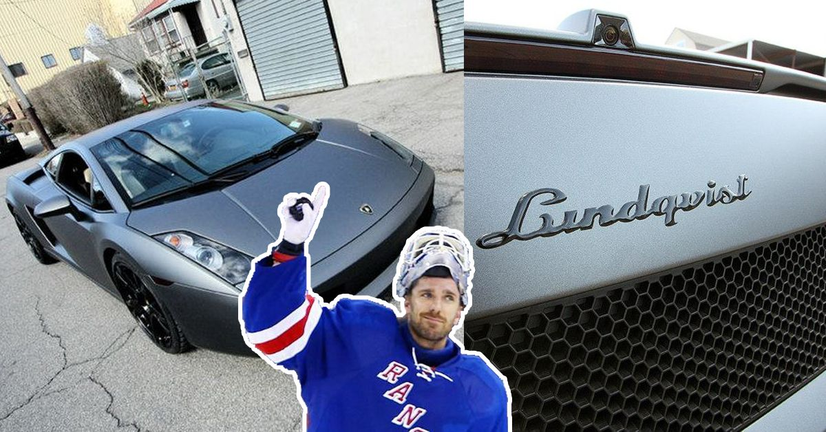 20 Sick Cars And The Nhl Players Who Drive Them Hotcars