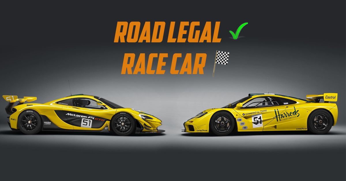 22 Race Cars That Are Barely Street Legal | HotCars