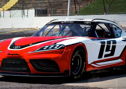 Toyota Supra Is Coming To NASCAR