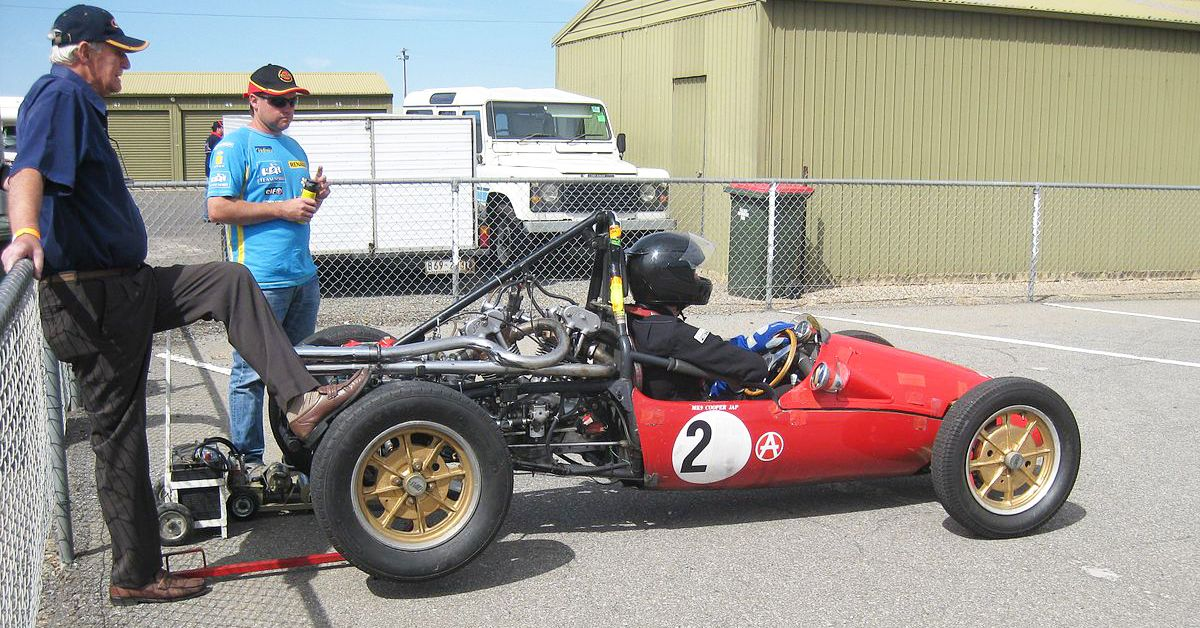 25 Race Cars People Actually Built Out Of Their Garage | HotCars