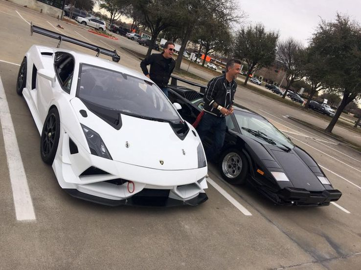 2013 Lamborghini Super Trofeo