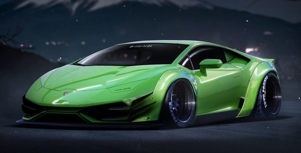 The 10 Sickest Widebody Car Kits 8 Wed Avoid With A Ten Foot Pole