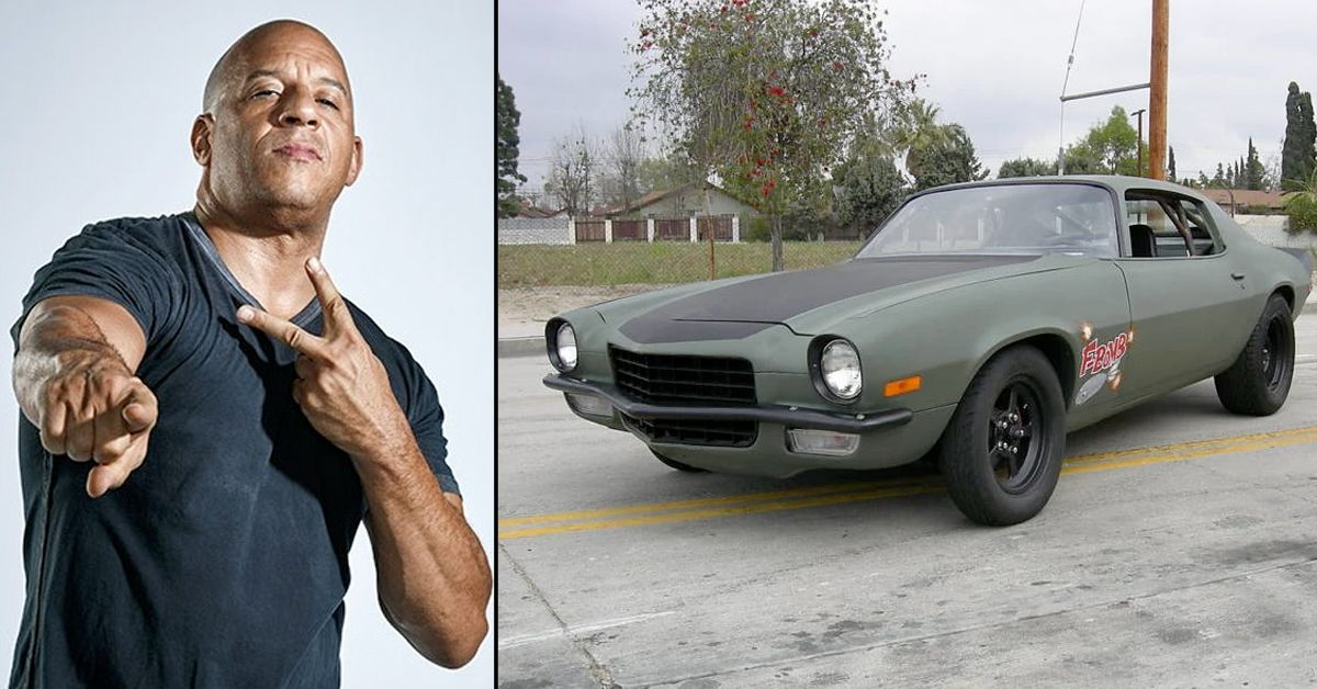 Fast & Furious Showdown: 6 Rides In The Rock's Garage (And 14 Cars