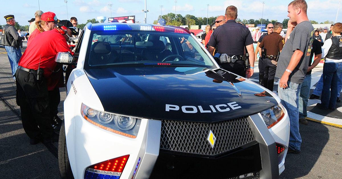 18 Police Cars Anyone Can Buy For Under $15,000   HotCars
