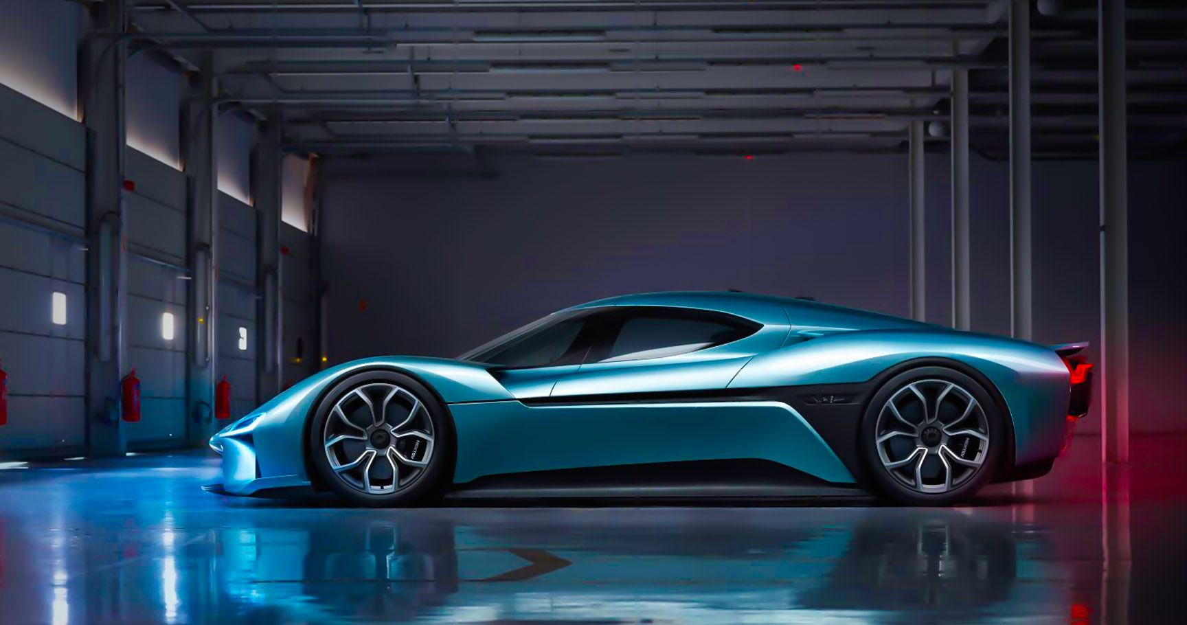 10 Fastest Electric Vehicles In The World | HotCars
