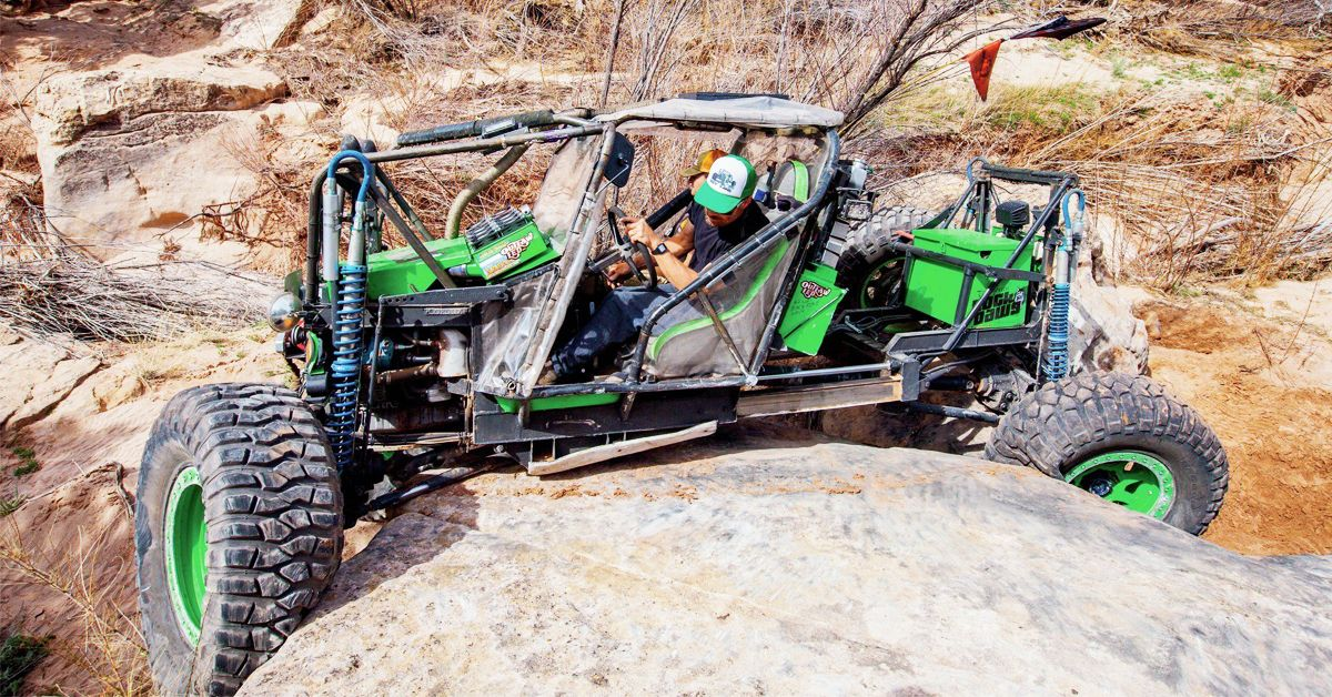 These 19 Car Owners Turned Their Rides Into Dune Buggies