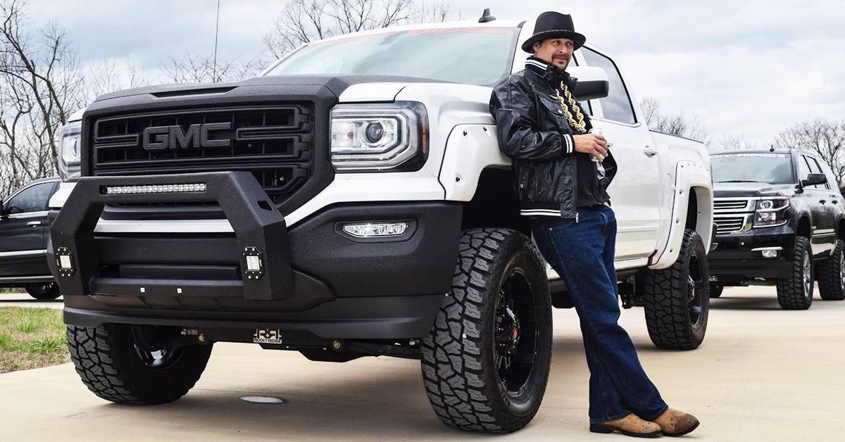 20 Pickups Perfect For The Country Singers That Drive Them