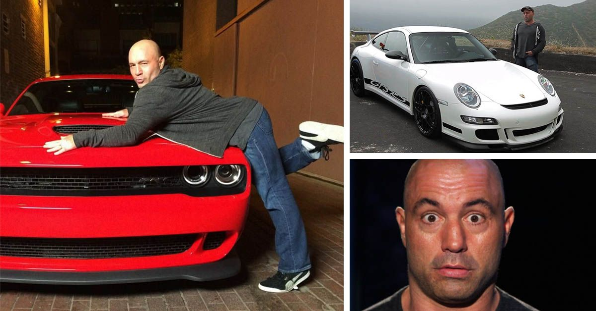 20 Things We Didn T Know About Joe Rogan S Cars Until Now