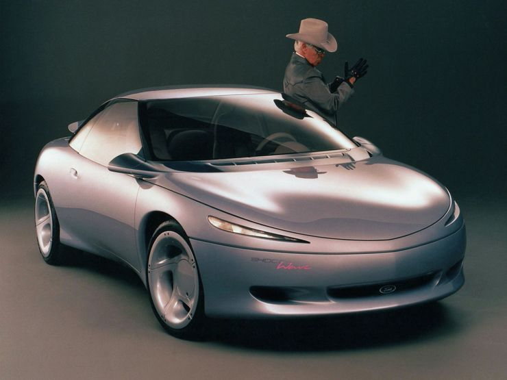 Ford Concept Cars >> 20 Ford Concept Cars That Were Way Better Than What We Ended