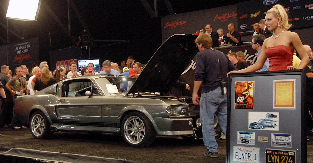 Mustang Sputtering Idle