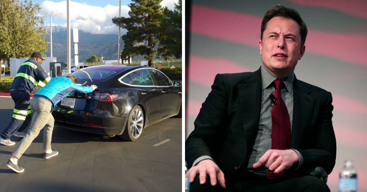 Elon Musk Would Prefer We Not See These 19 Tesla Pictures