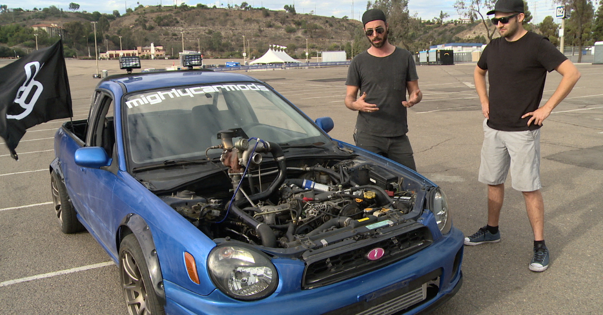 25 Tuner Mods That Look Like They Came From The Junkyard