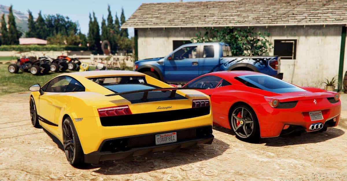 20 Most Useless Cars Available To Unlock In Gta V Hotcars
