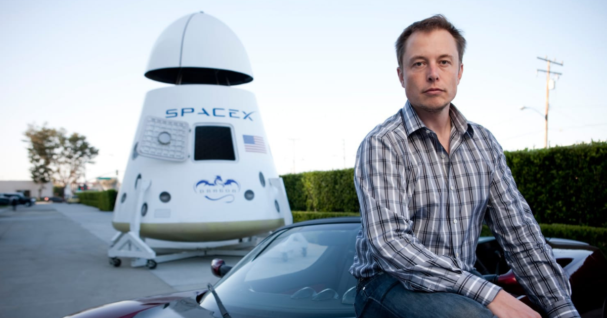 Here Are The 15 Cars In Elon Musk's Collection