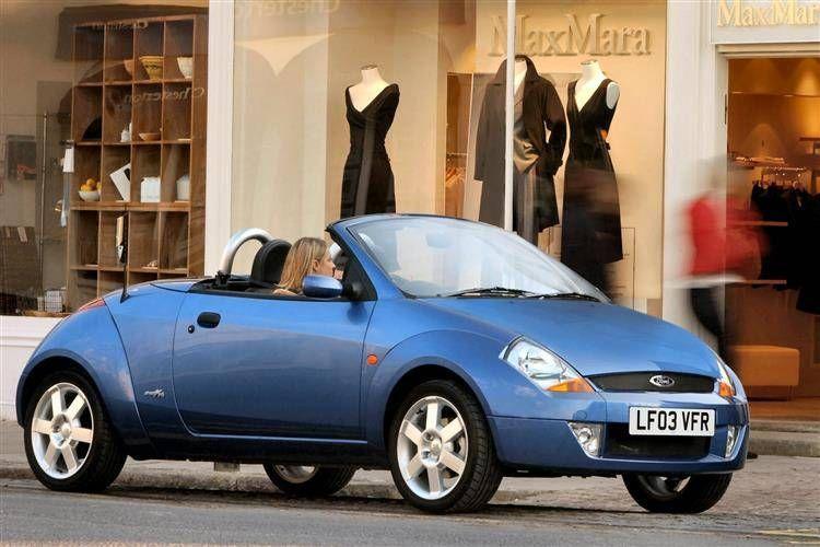 Ford Street Ka 2003 Cabrio