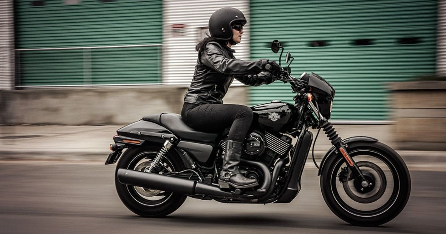 Students Can Ride A Harley Davidson For College Credits In