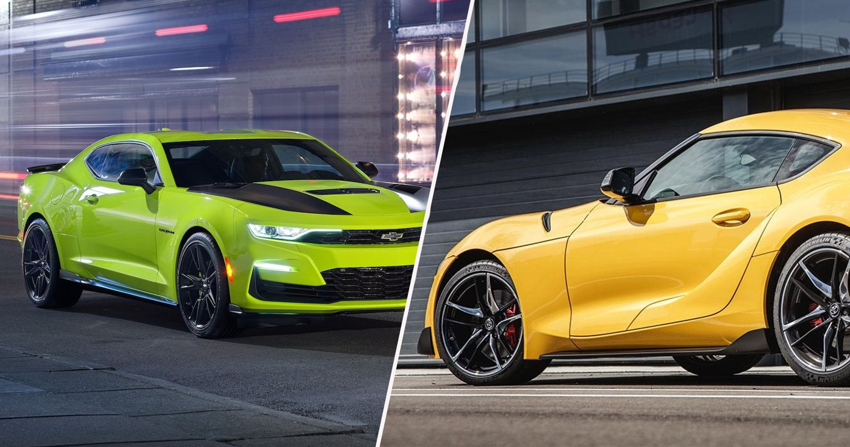 10 Most Unique Car Colors For 2020 | HotCars