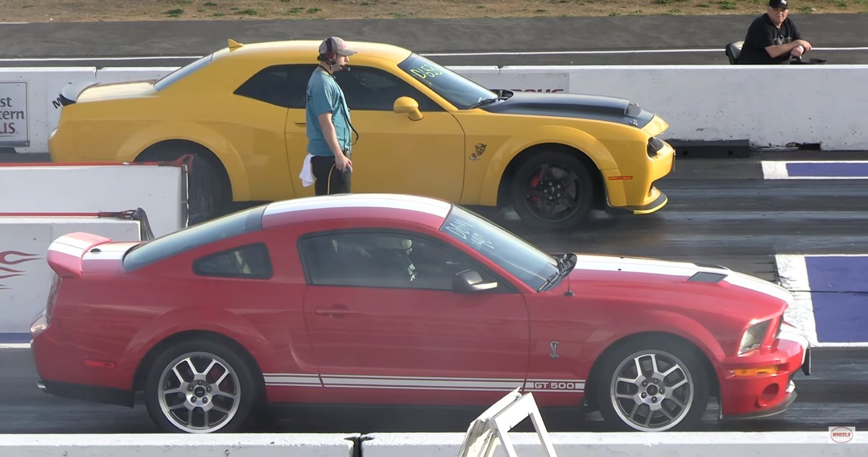 Ford Mustang Shelby Gt500 Vs Dodge Demon - New Cars Review