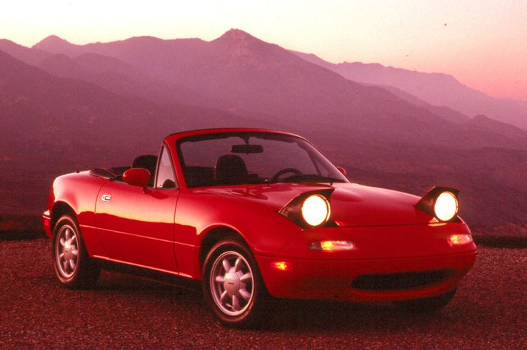 10 Best Inexpensive Japanese Sports Cars | HotCars