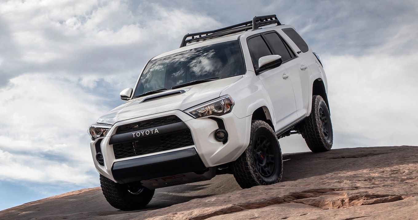 The 2020 Toyota 4runner Will Be In Showrooms Next Month