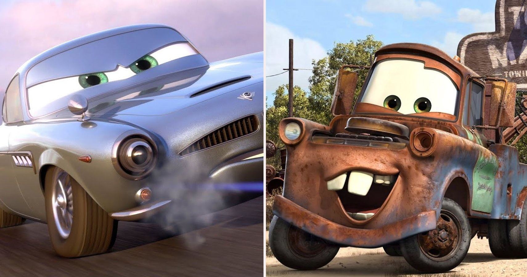 The 10 Best Characters In The Cars Franchise Hotcars