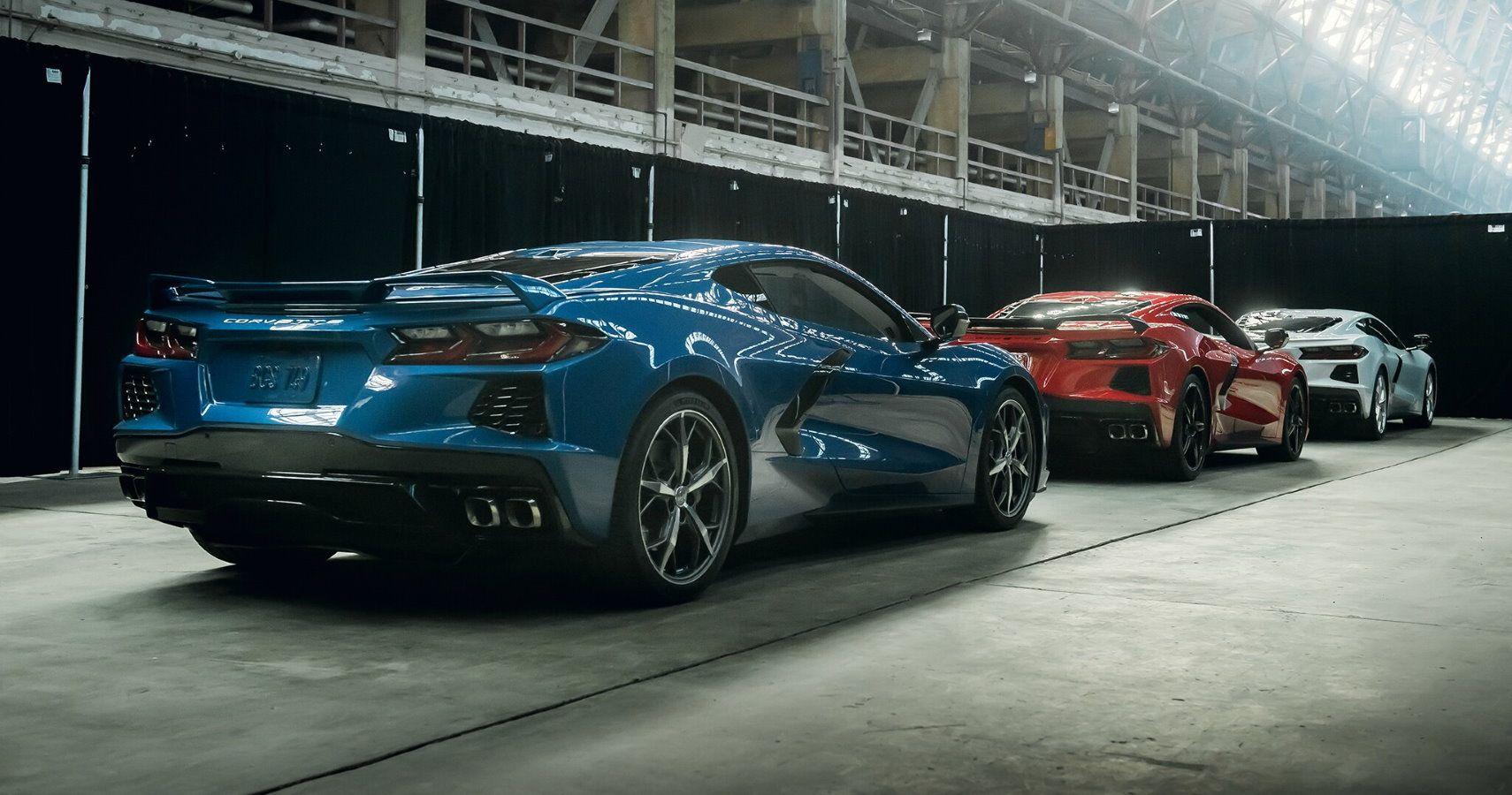 Check Out All The 2020 Chevy Corvette's Color Options ...