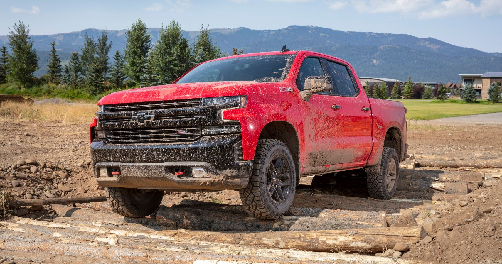 Silverado ZRX Might Be Chevrolet's Answer To The Ford Raptor