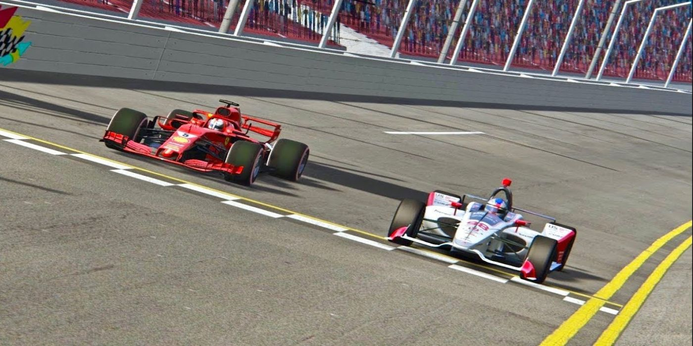 Indycar Vs F1 10 Key Differences Hotcars