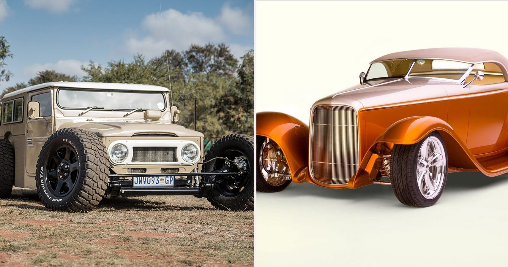 10 Most Bad Ass Hot Rods Of All Time   HotCars