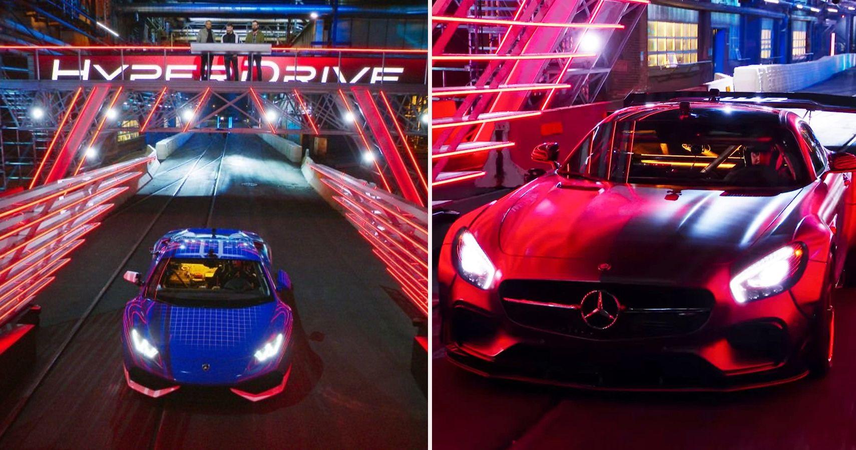 informacje o wersji na Najnowsza moda kolejna szansa Netflix's Hyperdrive: 5 Most Awesome Cars (& 5 That Should ...