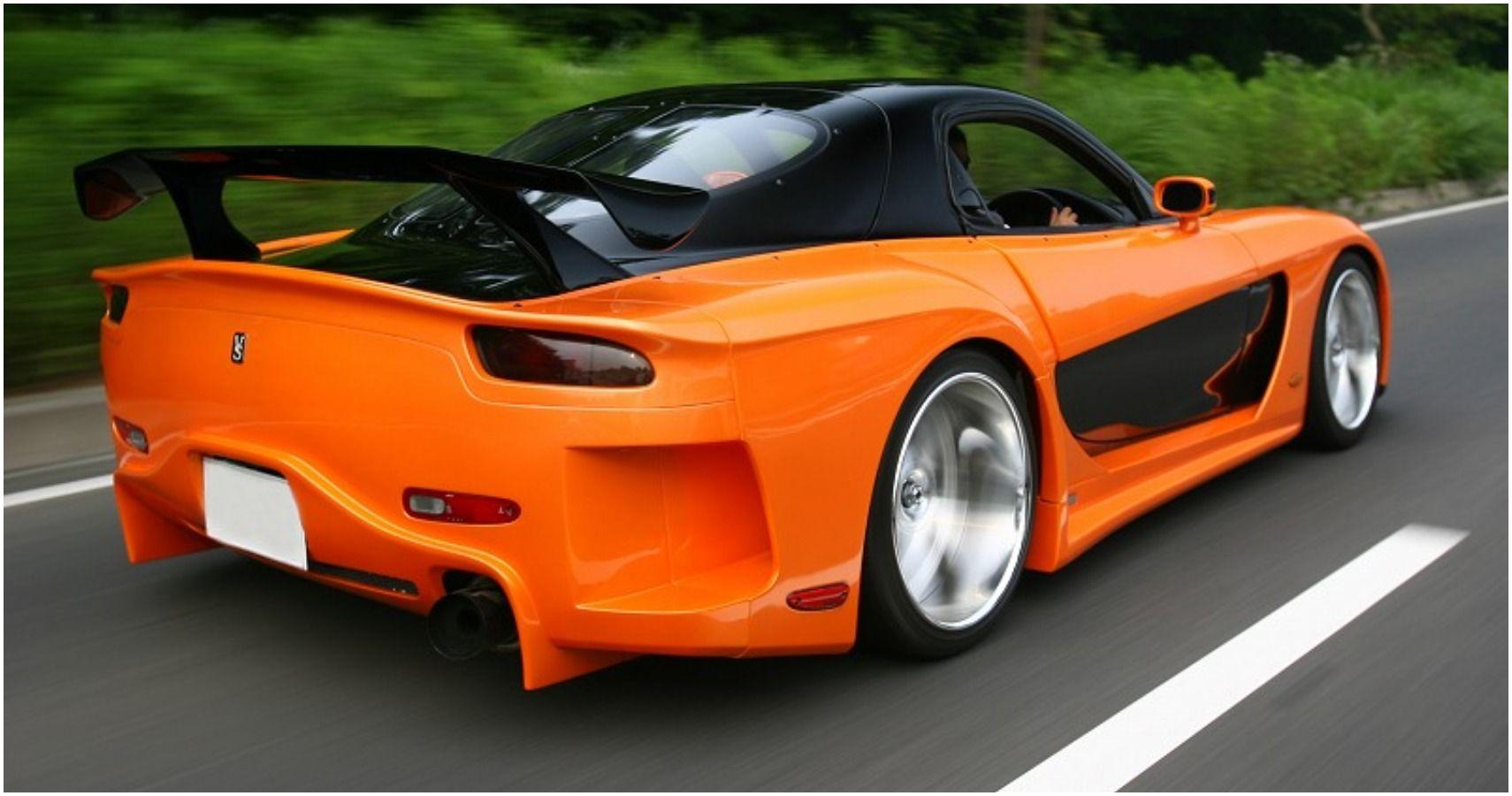 Tokyo Drift Autos