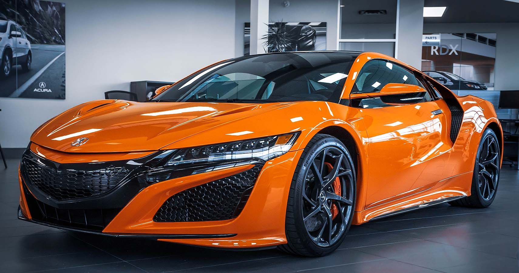 10 Best Acura Models Of The Decade Hotcars