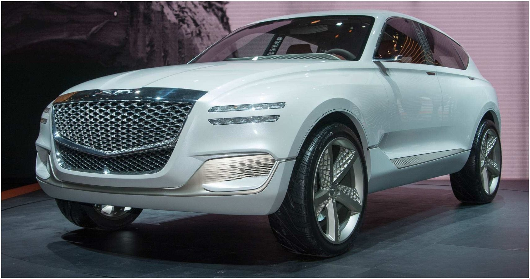 10 things we can expect from the 2020 genesis gv80 | hotcars
