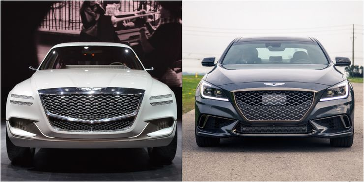 10 Things We Can Expect From The 2020 Genesis Gv80 Hotcars