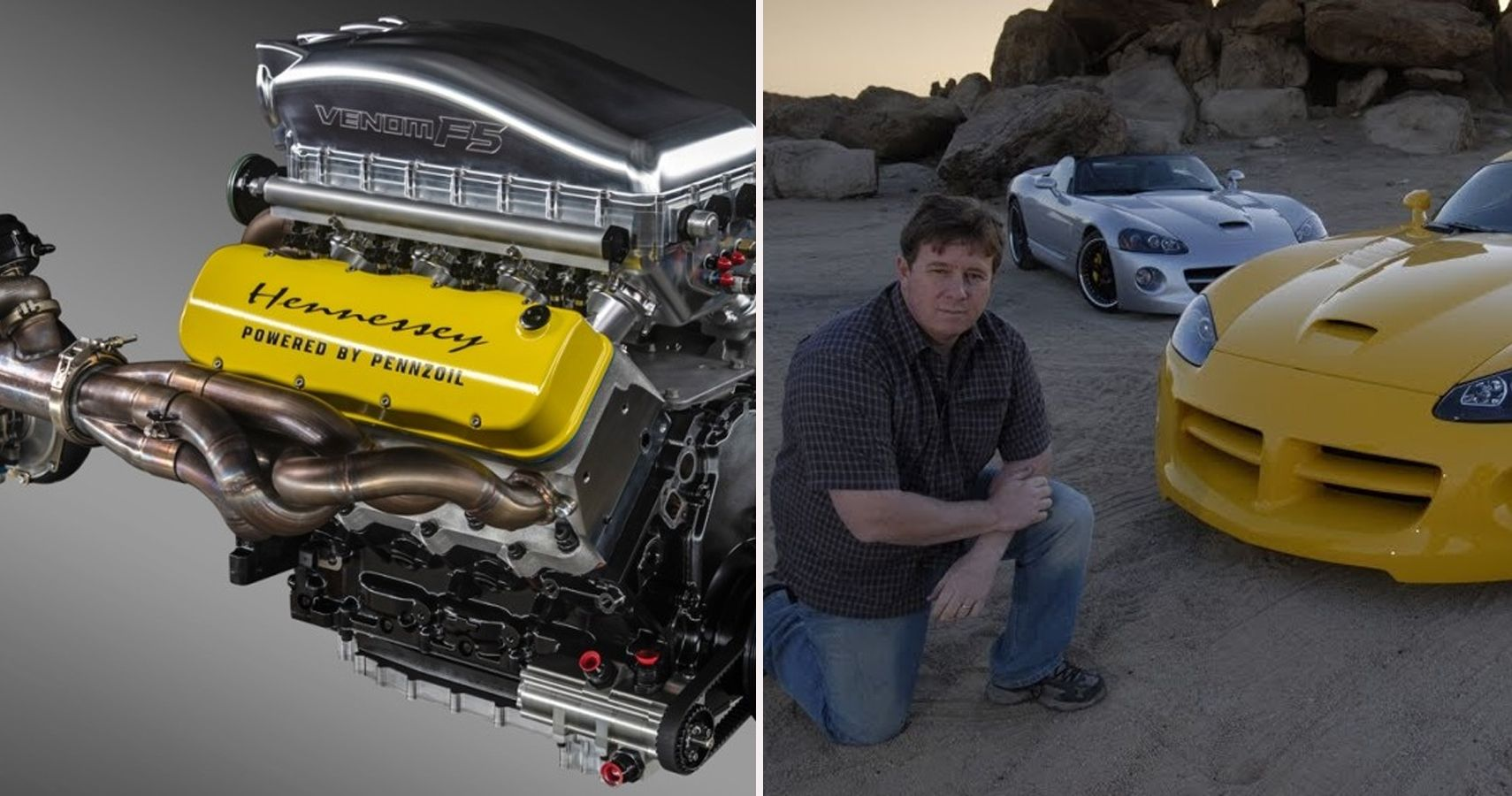 cool facts  hennessey performance engineering hotcars