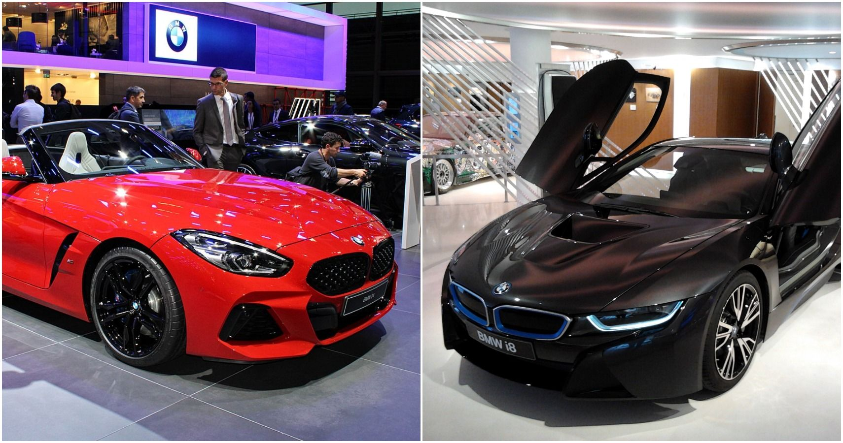 10 Best Bmw Models Of The Decade Hotcars