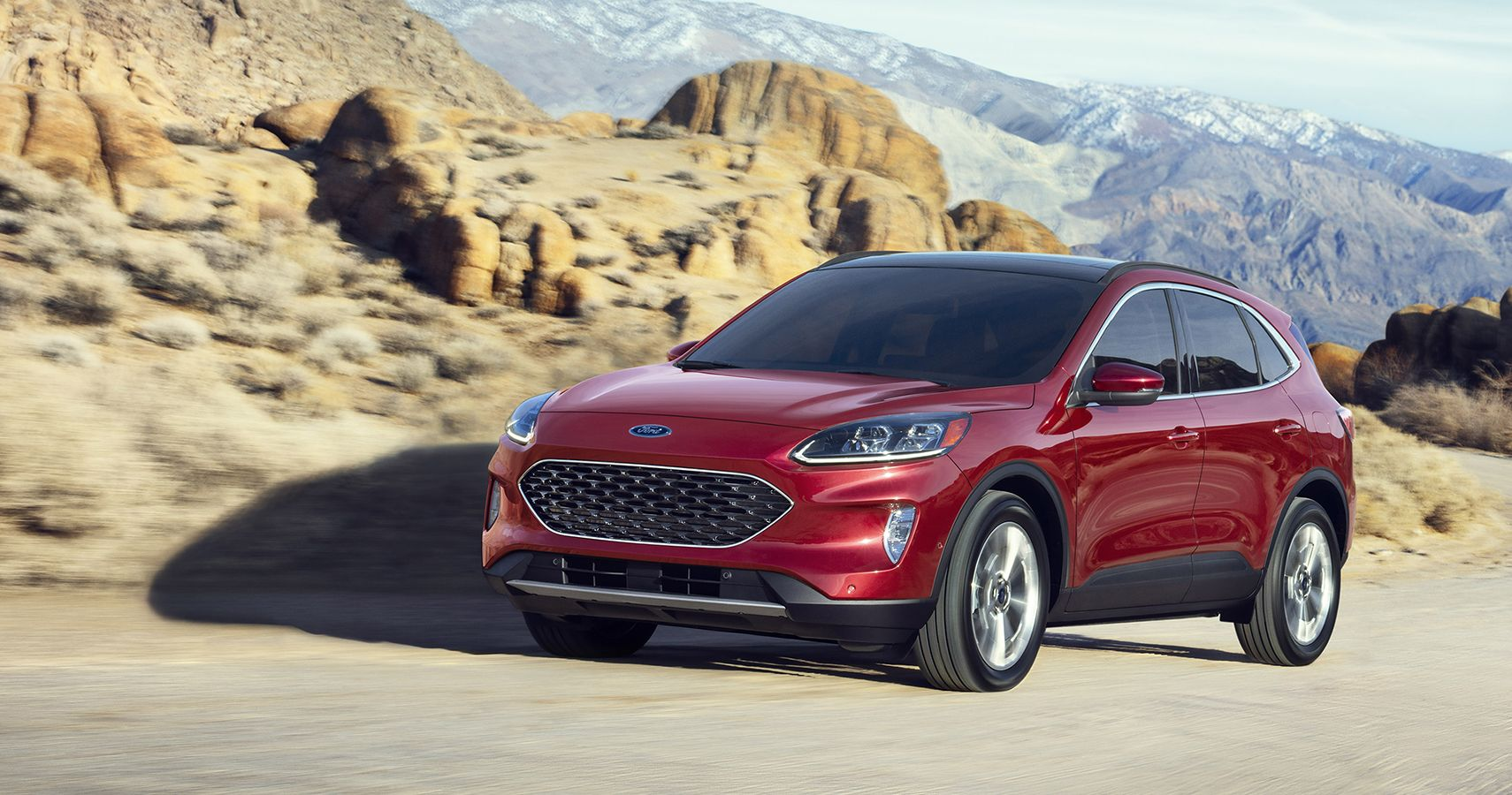 2020 Ford Escape Hybrid Leads Small Suv Class In Epa Mpg