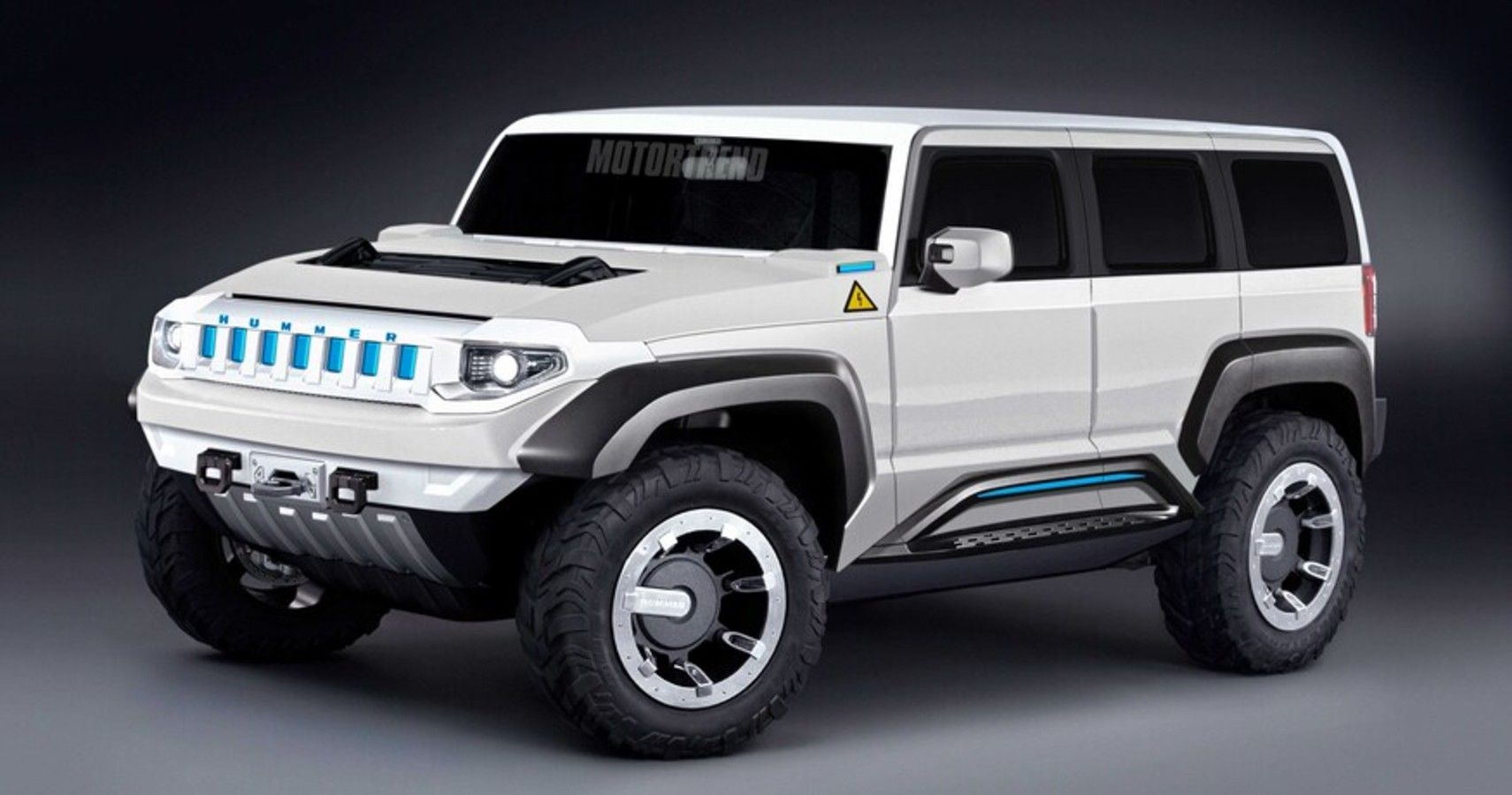 Hummer Might Be Resurrected With Electric Running Gear ...