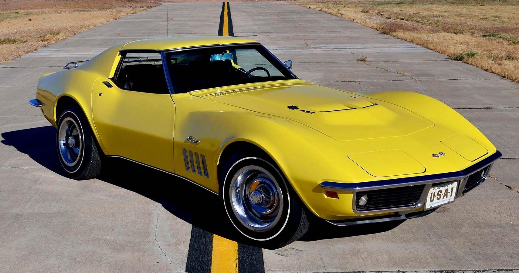 Kekurangan Corvette 69 Harga